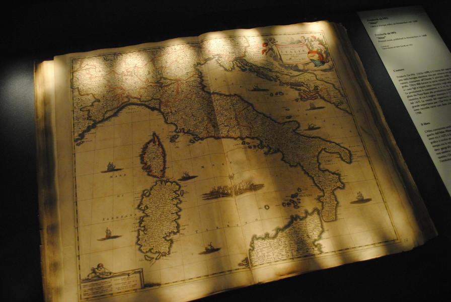 Музей моря в Генуе