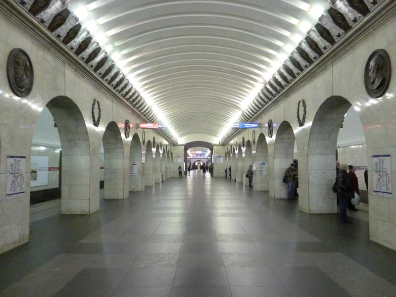 Метрополитен Санкт-Петербурга