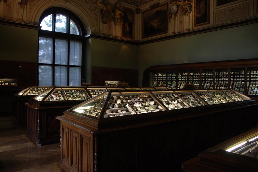 Венский музей естествознания