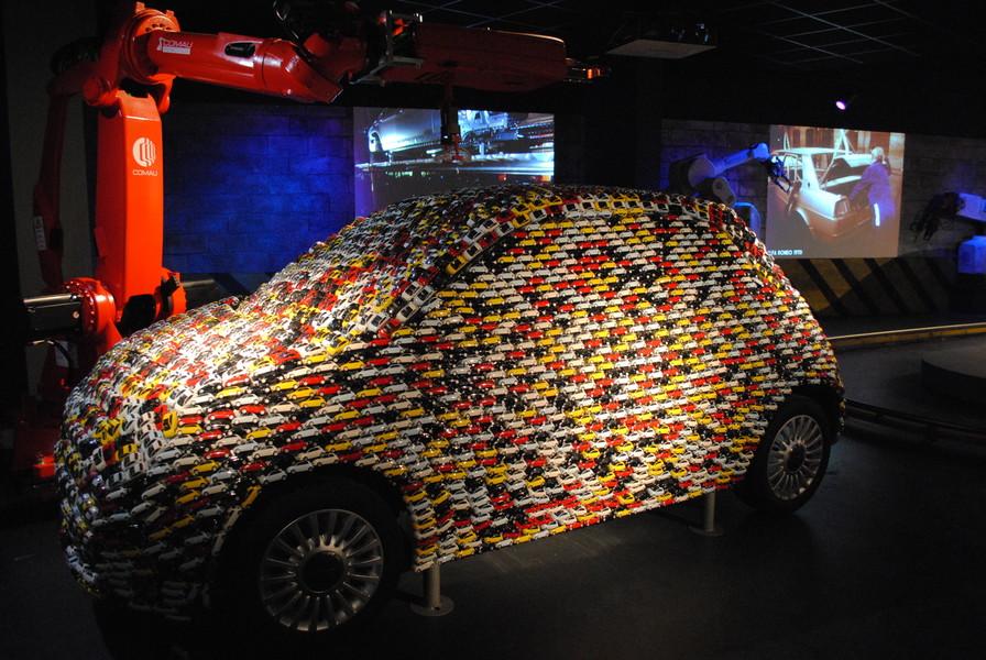 Музей Автомобилей в Турине, Италия