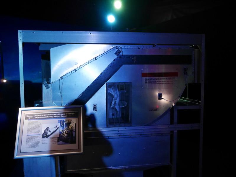 """Выставка """"Ворота в космос"""" в Праге"""