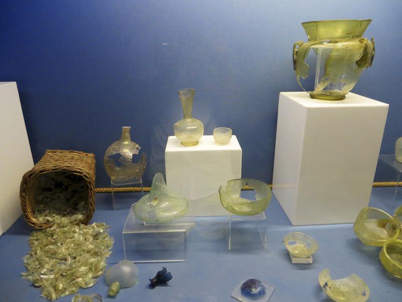 Музей подводной археологии в Бодруме