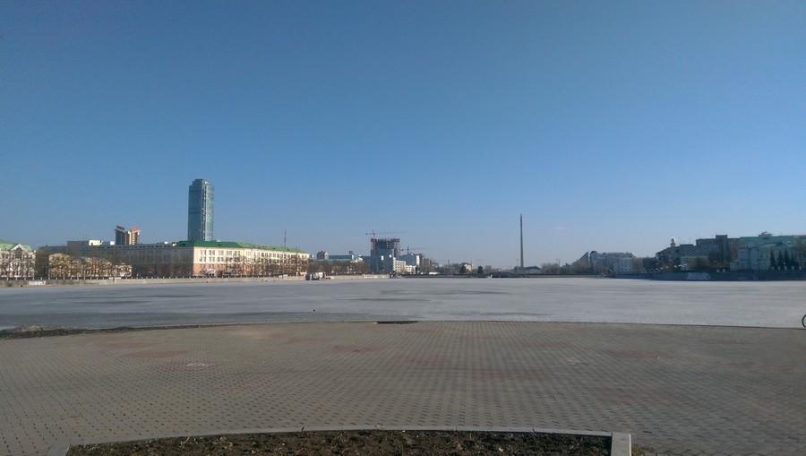 Екатеринбург. апрель 2015