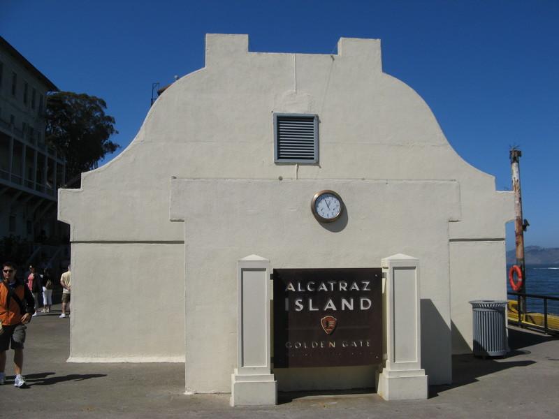 Экскурсия на остров Алькатрас