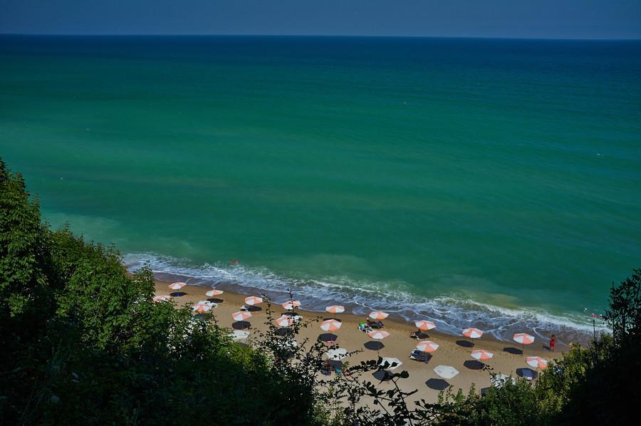 Болгарский курорт Бяла