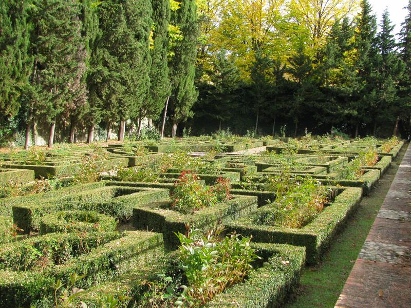 Сады Боболи, Флоренция, Италия