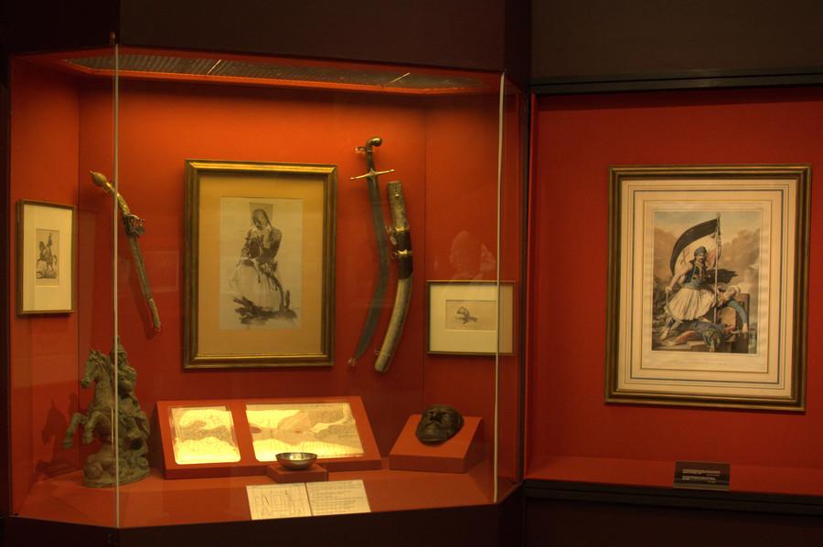 Музей войны в Афинах