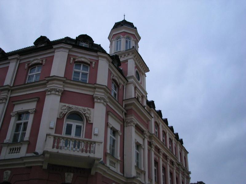 Болгарский город Плевен