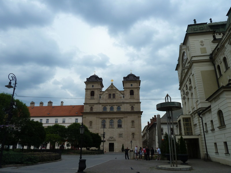 Старый город Кошице