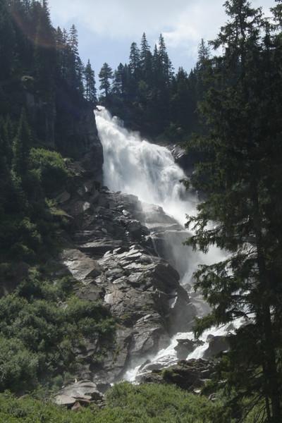 Криммльские водопады