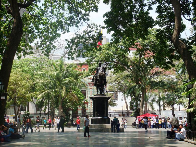 Шумный Каракас