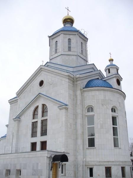 Храм Св. Евдокии.