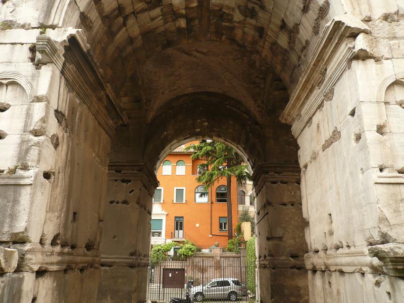 Исторические места Рима