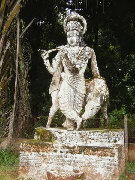 Парк 200 Будд, Лаос