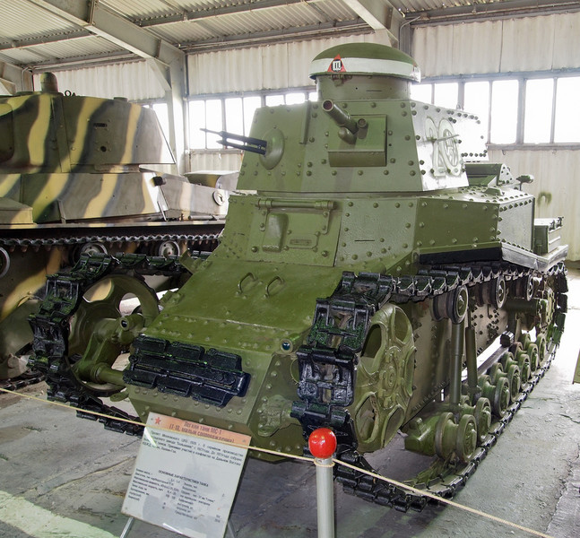 Танковый музей, Кубинка