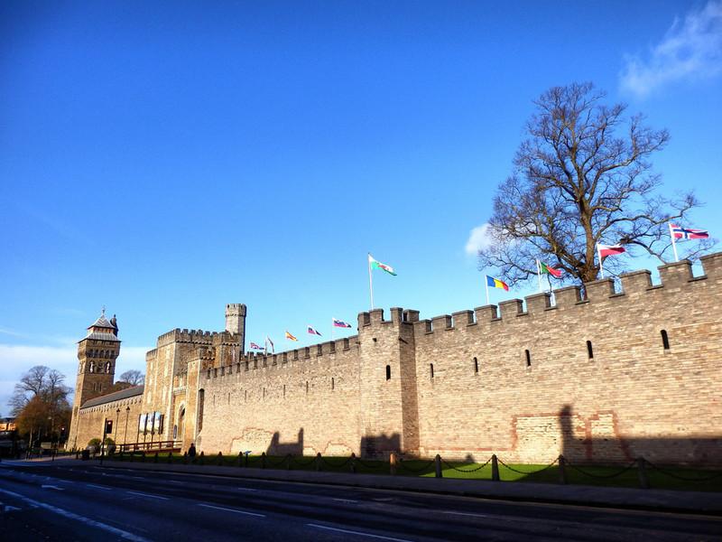 Столица Уэльса - Кардифф