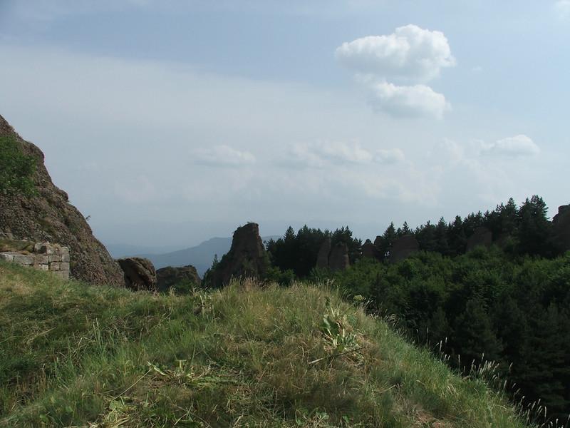 Болгарский город Белоградчик и его окрестности