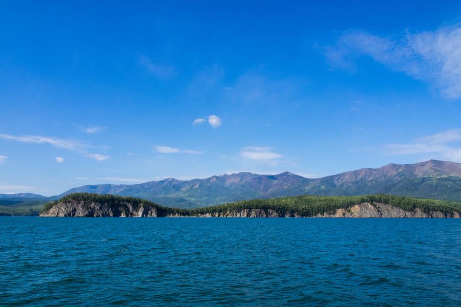 Остров Ольхон. Озеро Байкал
