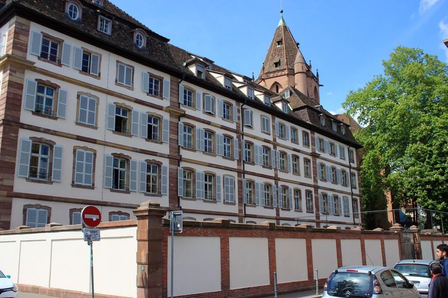 """Страсбург - """"Город у дороги"""""""