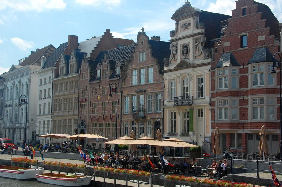 Бельгийский Гент