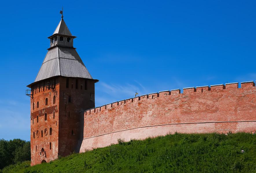 Поездка в Великий Новгород