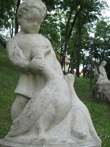 Путешествие по Латвии. Достопримечательности Цесиса