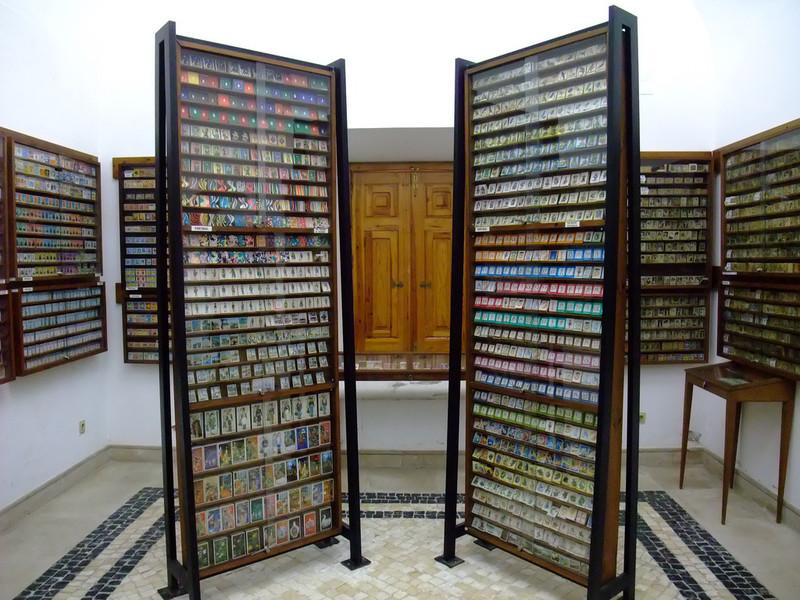 Музей спичек в Томаре, Португалия