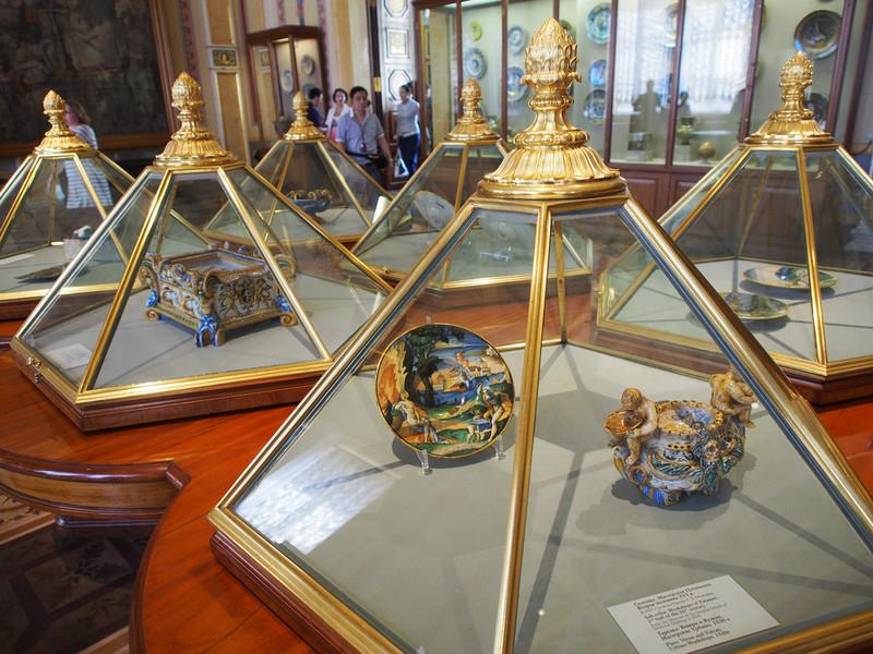 Немного фотографий из Государственного Эрмитажа