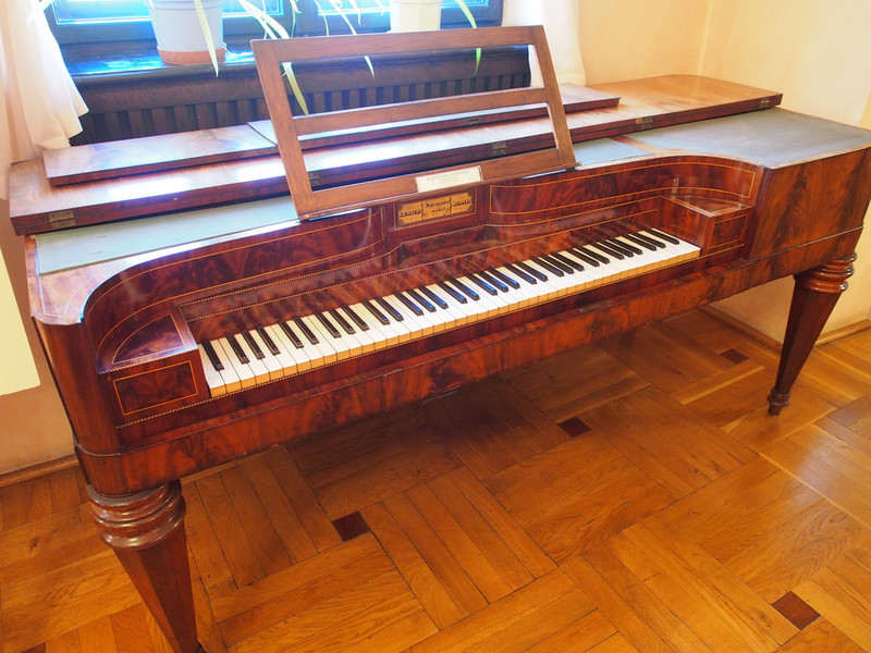 Музей музыкальных инструментов в польском городе Познань