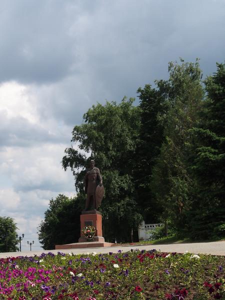Прогулка по Владимиру