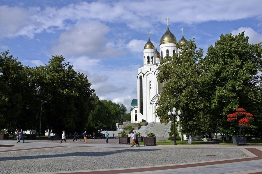 Летний Калининград 2015