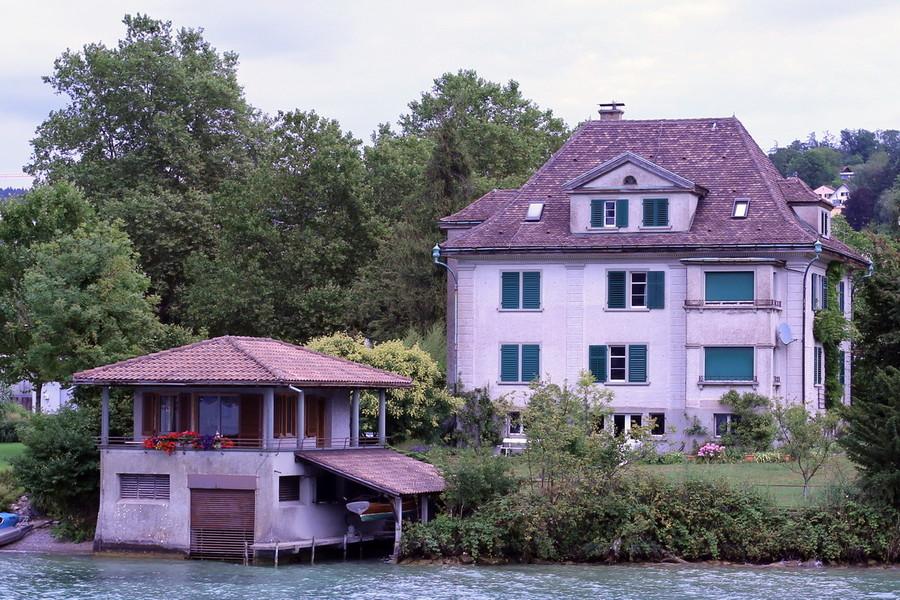 Небольшое путешествие по Цюрихскому озеру