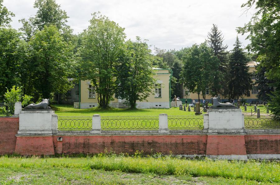 Парк и усадьба Кузьминки