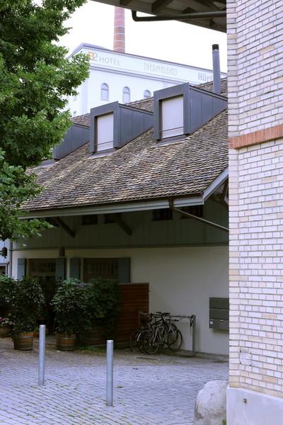 Еще немного летнего Цюриха + Термы на крыше пивоварни