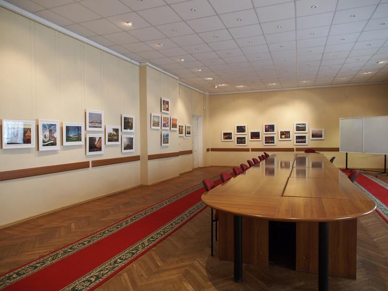 Великолепный музей изобразительных искусств в Великом Новгороде