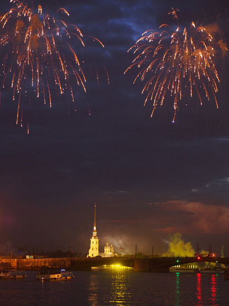 Фестиваль Белые ночи в Санкт-Петербурге