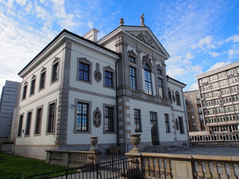 Варшавский Музей Фредерика Шопена