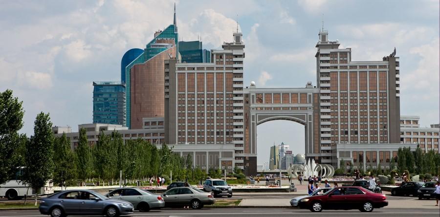 Астана - столица Казахстана