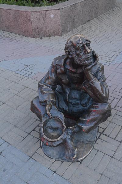 Прогулка по улицам Челябинска
