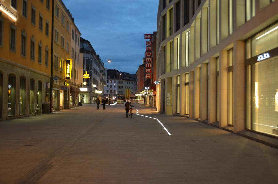 Поездка в Вюрцбург весной