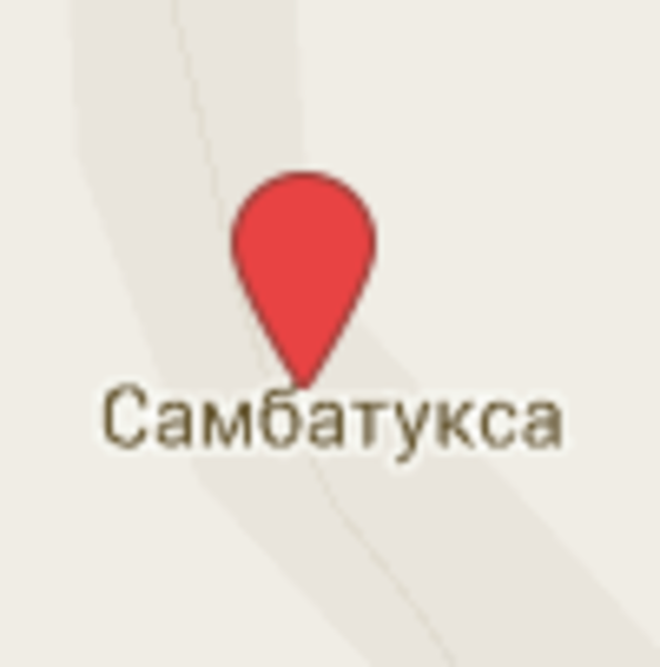 деревня Самбатукса