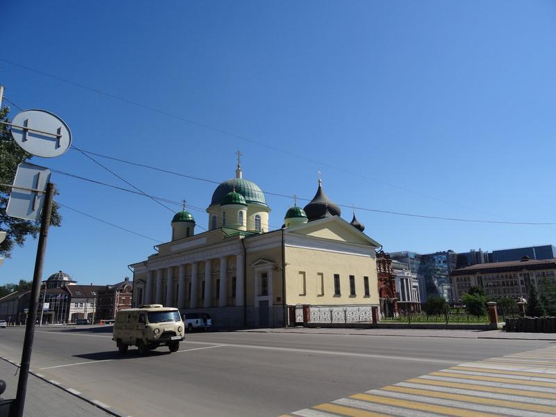 """Тула, Музей самоваров и """"Ясная поляна"""""""