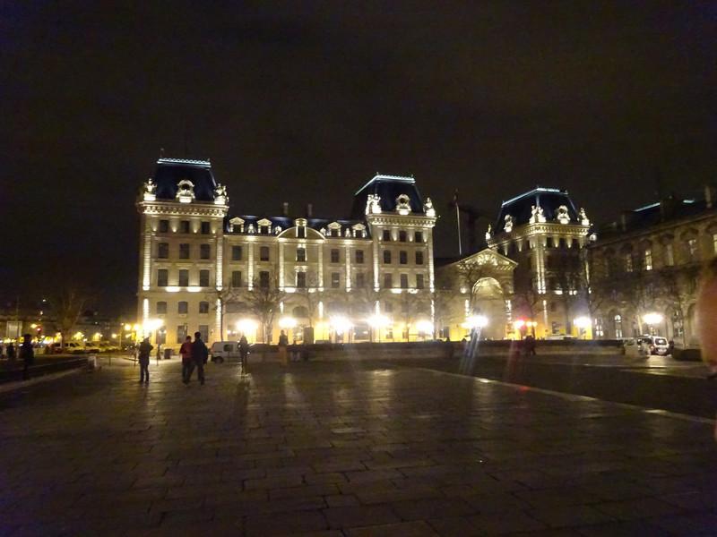 Зимний Париж. Февраль 2015 года