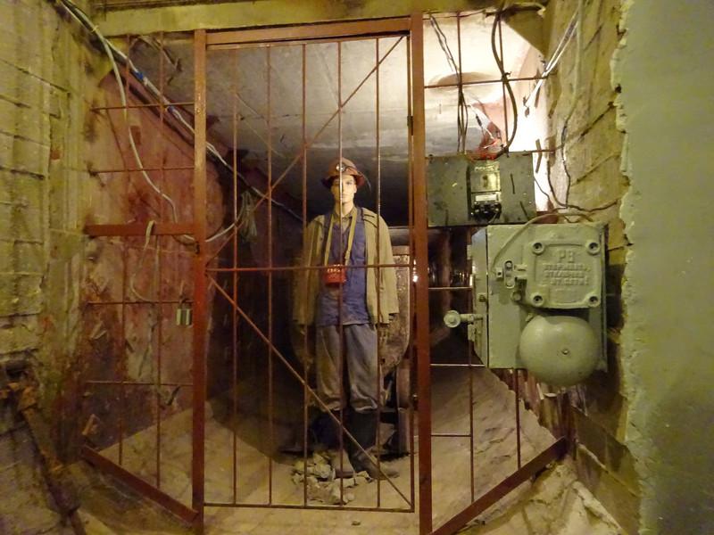 """Экскурсия в Секретный бункер времен """"холодной войны"""" между СССР и США. Бункер-42 на Таганке"""