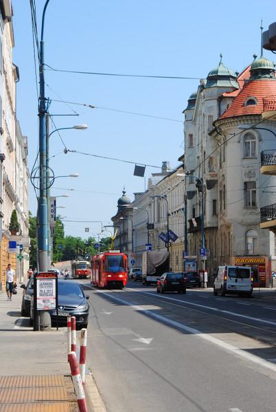 Летняя Братислава во всей красе