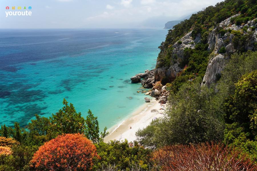 Бухты Сардинии
