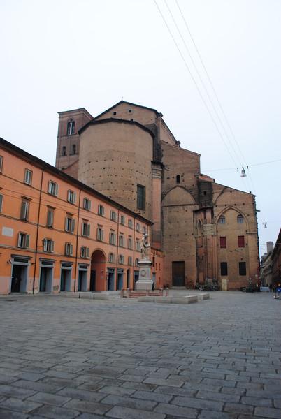 Город студентов - немного фотографий Болоньи