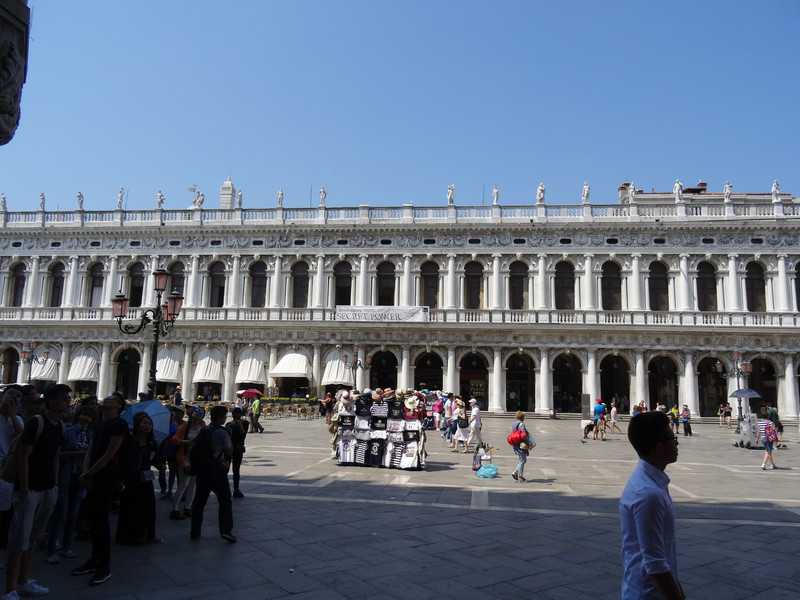 Палаццо Дукале или Дворец дожей - визитная карточка Венеции