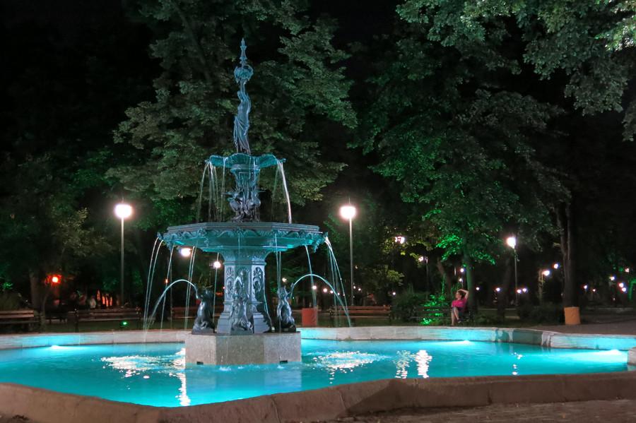 Три города Болгарии. Пловдив
