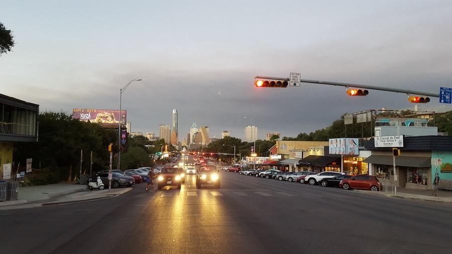 Остин, разрушающий стереотипы о Техасе